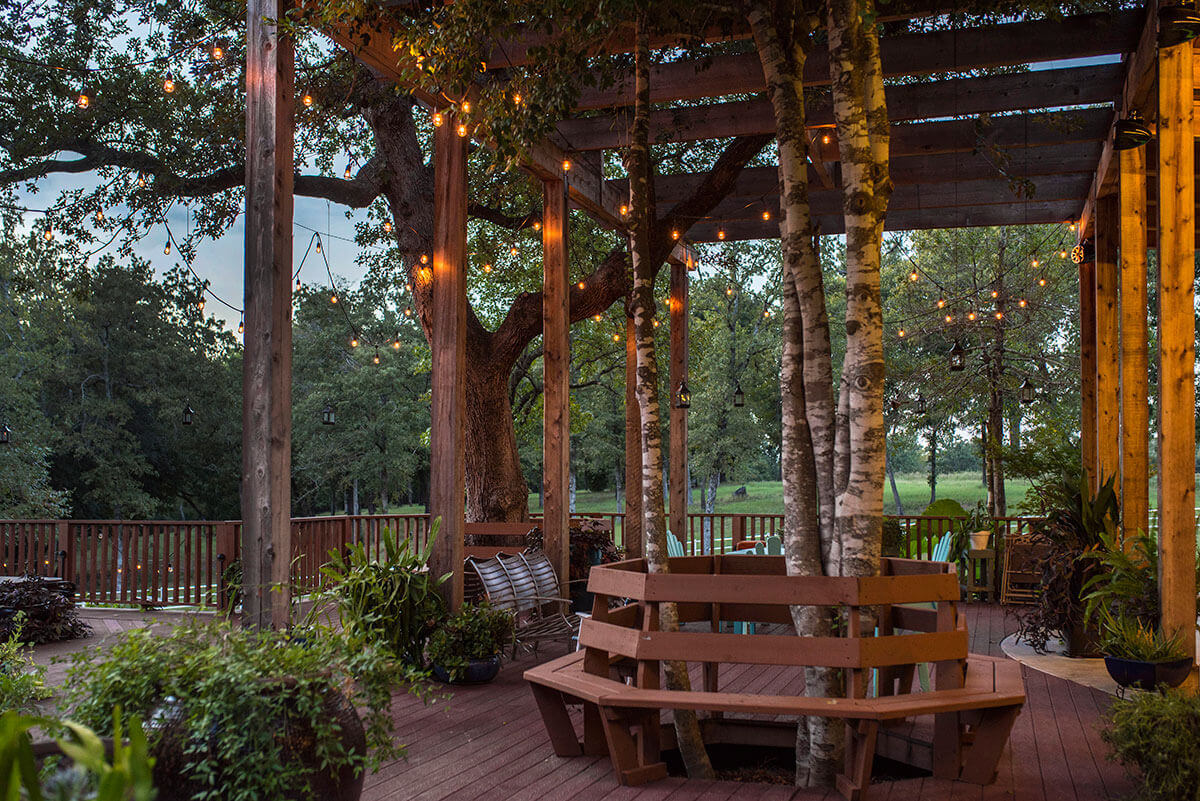 Reunion Venue in East Texas